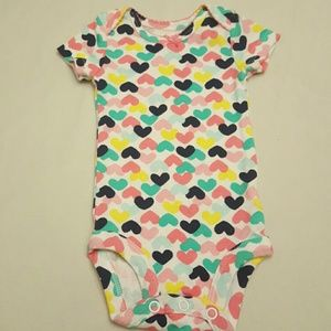BOGO FREE Carter's Bodysuit With Hearts